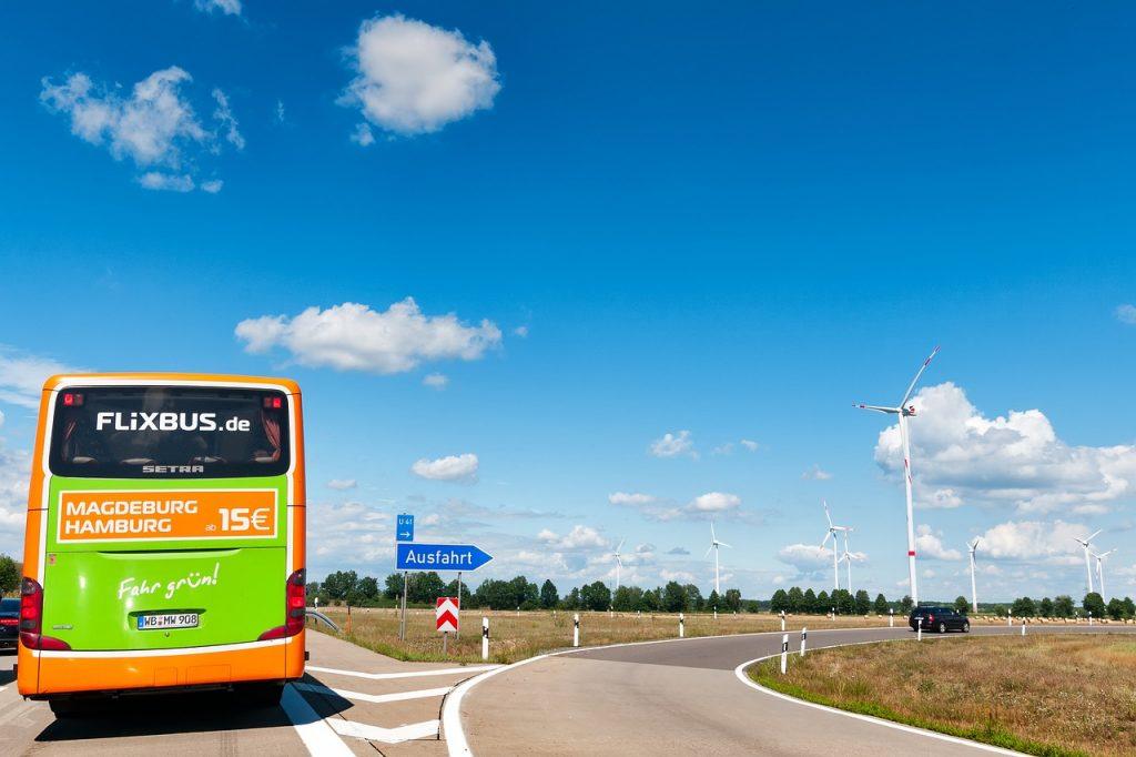 Met de flixbus naar Keulen