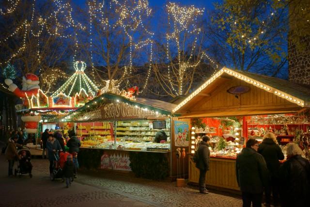 Kerstmarkten in Keulen