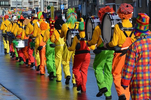 Carnaval in Keulen